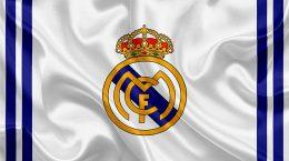 ФК Реал Мадрид флаг