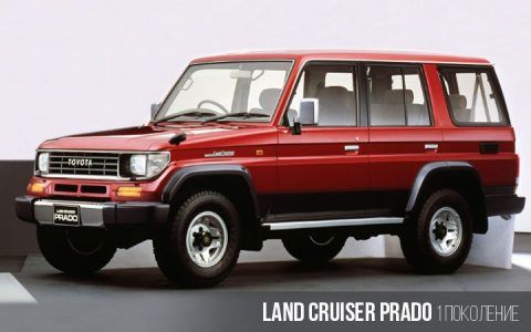 Toyota Land Cruiser 1 поколение