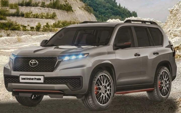 Каким будет новый Toyota Land Cruiser Prado 2021