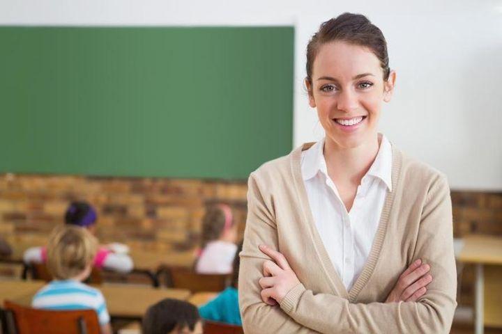 Педагог в классе