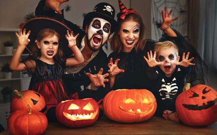 Когда отмечаем Halloween в 2021 году, традиции праздника