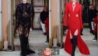 Модная обувь осень-зима 2020-2021 - черные облегающие ботфорты