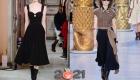 Модная обувь осень-зима 2020-2021 - сапоги со шнуровкой