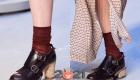 Модная обувь осень-зима 2020-2021 - трендовые туфли