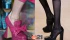 Модные туфли на платформе зима 2020-2021