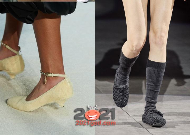 Оригинальные модели женской обуви на 2020-2021 год
