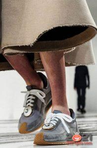 Модная обувь в спортивном стиле сезона осень-зима 2020-2021
