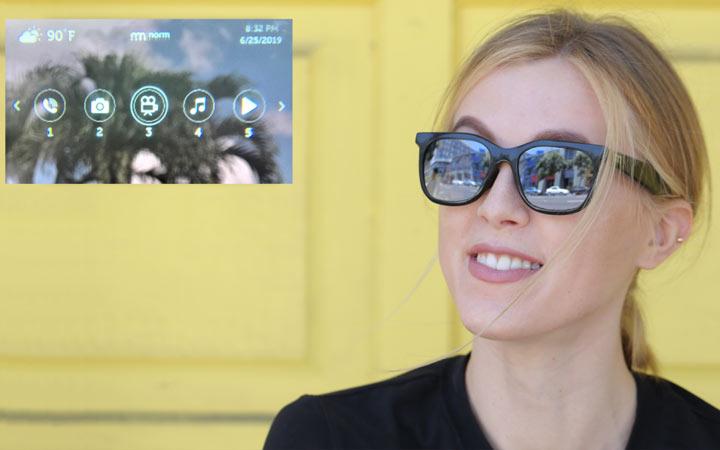 Очки с функцией смартфона 2021