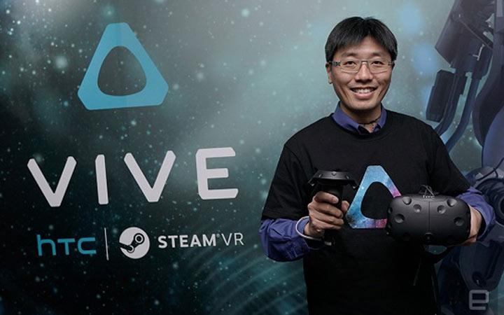 Шлем ВР HTC Vive Pre в 2021 году