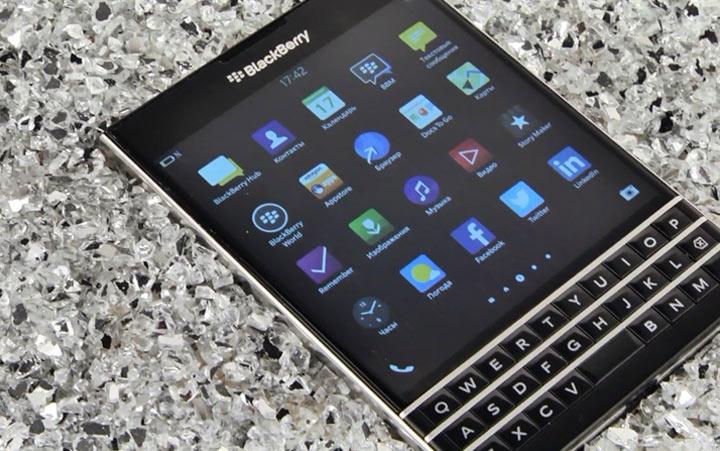 Смартфоны Blackberry в 2021 году