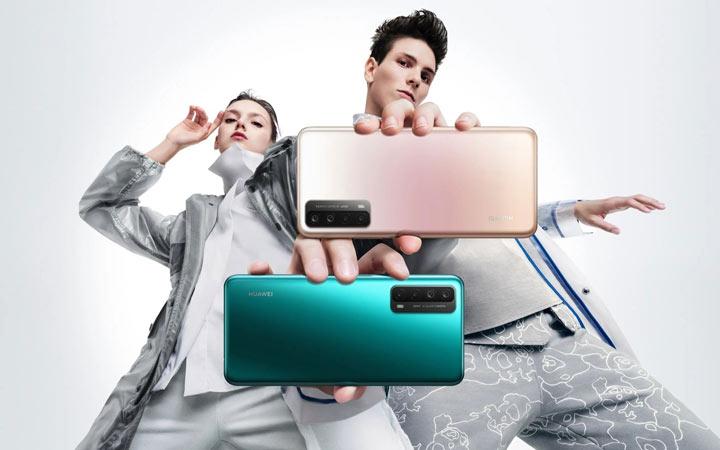 новинки смартфонов Huawei в 2021 году