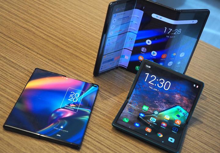 Nokia с Z-образным изгибом 2021 года выпуска