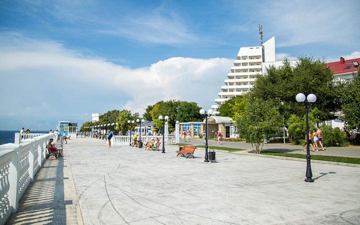 Отдых на Черном море в 2021 году - Анапа