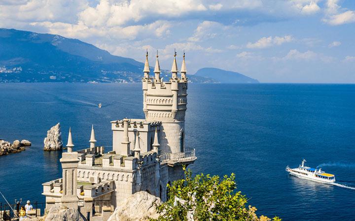 Отдых на Черном море в 2021 году - Ялта