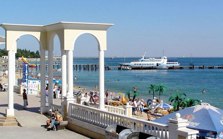 Отдых на Черном море в 2021 году - Евпатория