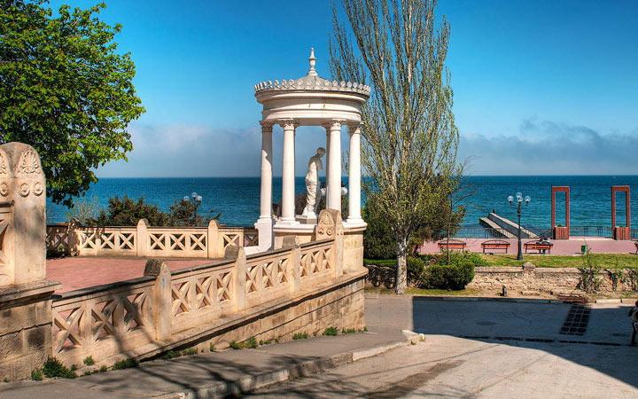 Отдых на Черном море в 2021 году - Феодосия