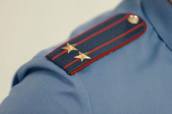 Погоны офицера
