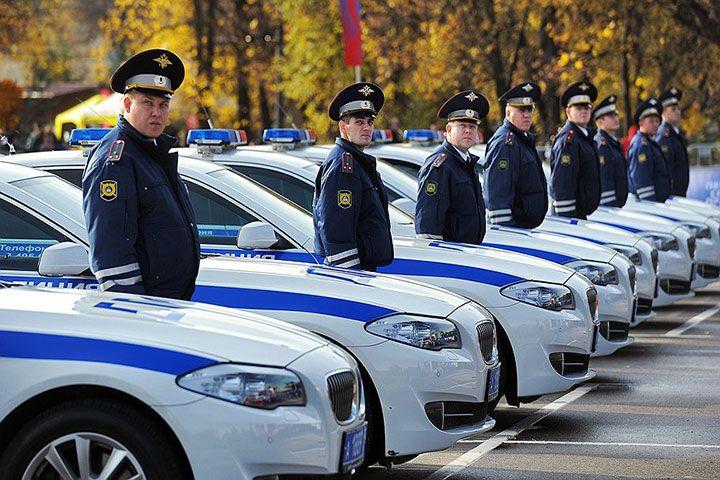 Полиция и авто