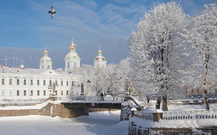 Какой будет зима 2020-2021 года в Санкт-Петербурге