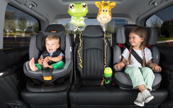 Как переводить детей в машине, автобусе или на скутере в 2021 году - правила ПДД