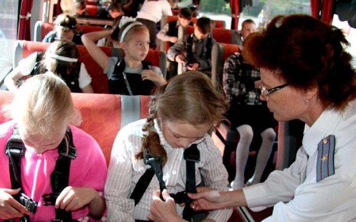 Новые правила перевозки детей в автобусах с 2021 года