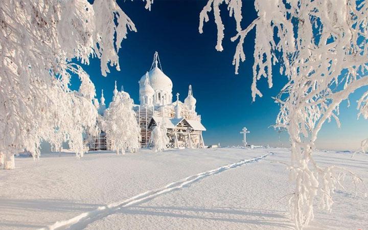 Погода на зиму 2021 года для России