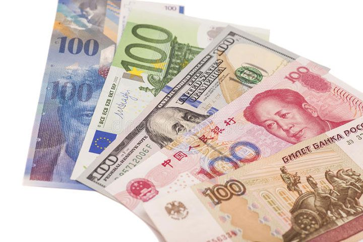 Основные валюты мира