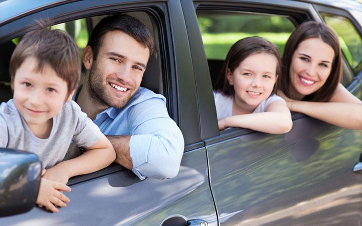 Семейный автомобиль 2021 - условия программы