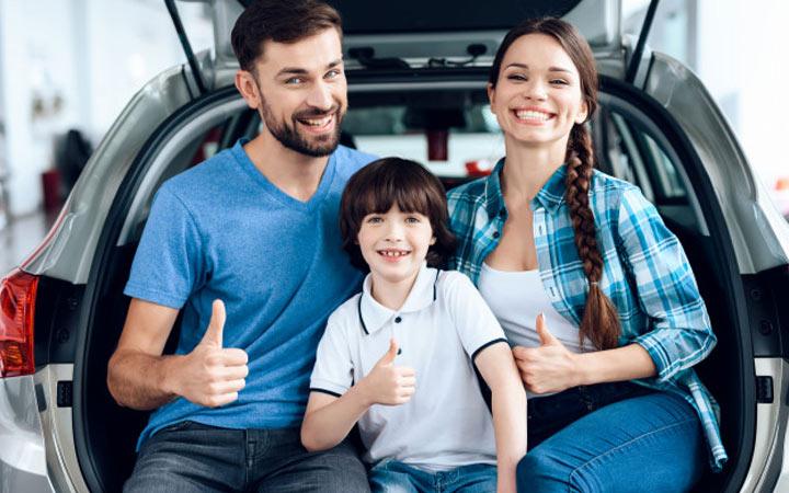 Как стать участником программы Семейный автомобиль 2021