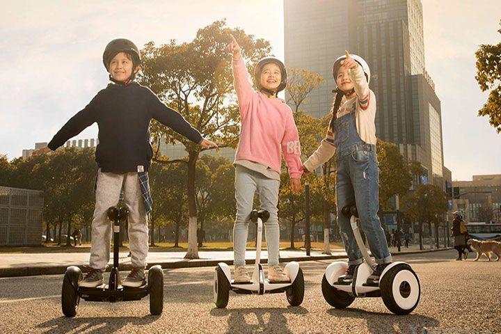 Средства индивидуальной мобильности