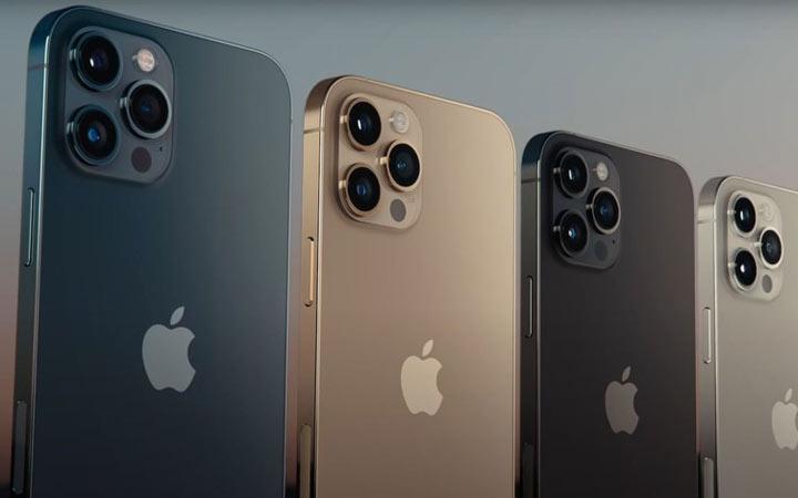 Apple iPhone 12 Pro - ТОП 10 смартфонов 2021 года