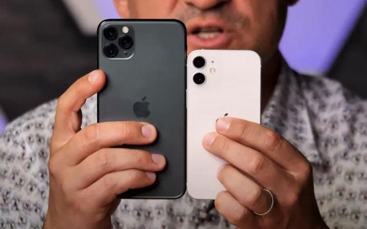 Apple iPhone 12 mini - ТОП 10 смартфонов 2021 года