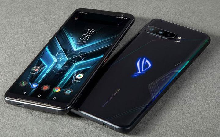 Asus ROG Phone 3 - ТОП 10 смартфонов 2021 года
