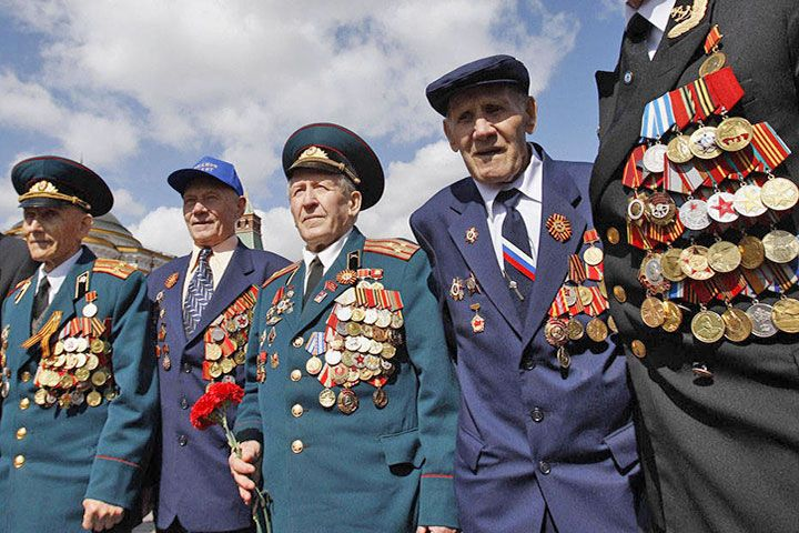 Военные пенсионеры