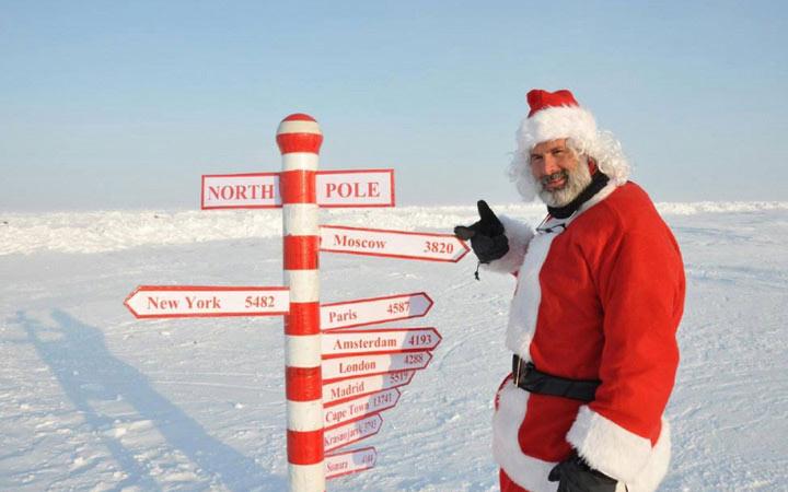 В 2021 году Кока-Кола дарит путешествие на Северный Полюс