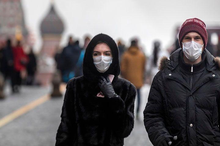 Пандемия в России