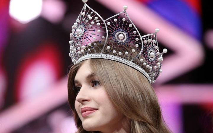 Конкурс «Мисс России» в 2021 году