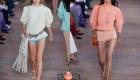 Мода сезона весна-лето 2021 - короткие шорты