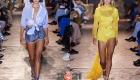 Мода сезона весна-лето 2021 - ультракороткие шорты