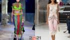 Модные тенденции сезона весна-лето 2021