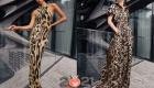 Модные платья весна-лето 2021 с зоологическим принтом
