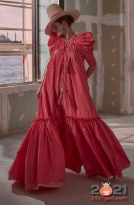Модные платья оверсайз весна-лето 2021
