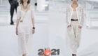 Белые ажурные платья весна-лето 2021