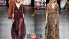 Прозрачные платья сезона весна-лето 2021