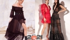 Прозрачные вечерние платья сезона весна-лето 2021