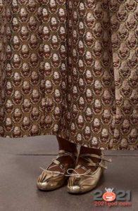 Модные туфли с ремешками на лето 2021 года