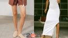 Модные вязанные сабо весна-лето 2021