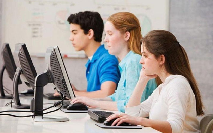ЕГЭ 2021 на компьютерах