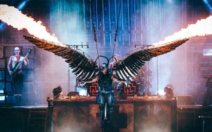 Тур Rammstein в 2021 году даты, города