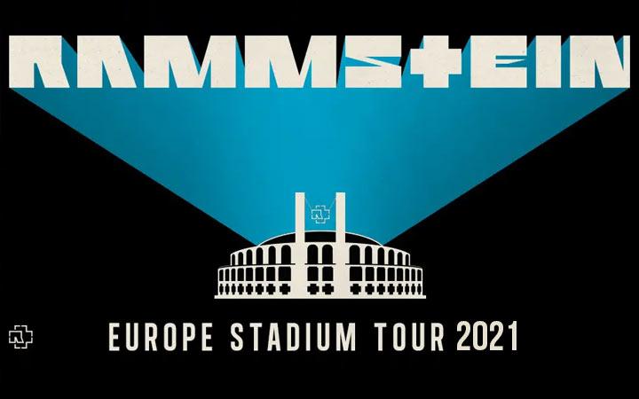Где купить билеты на Rammstein в 2021 году